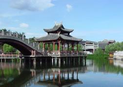 杭州出发 横店影视城一日游