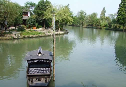 杭州之肺——西溪湿地(图文)